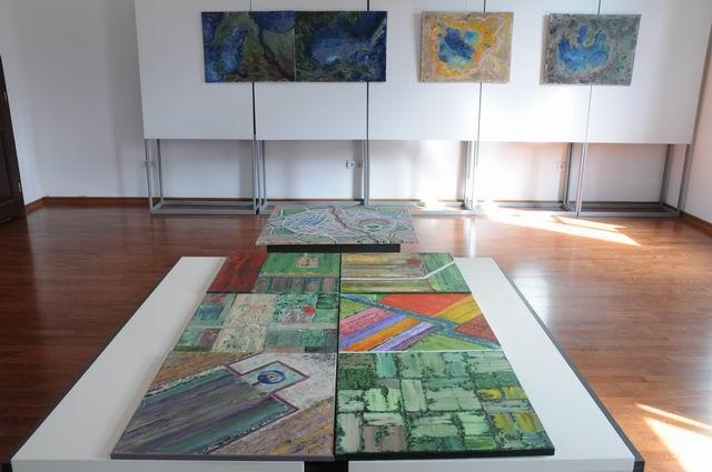 geografii subiective - harti imaginare - pictura - lucian muntean 27