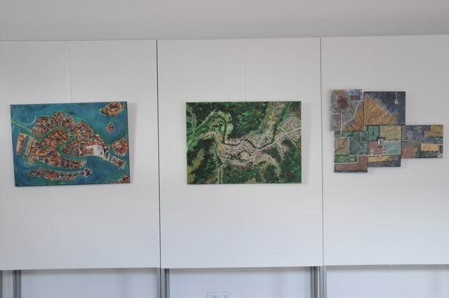 geografii subiective - harti imaginare - pictura - lucian muntean 30