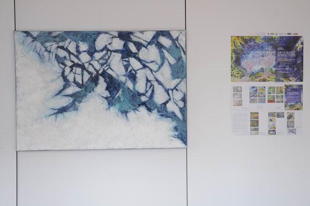 geografii subiective - harti imaginare - pictura - lucian muntean 36