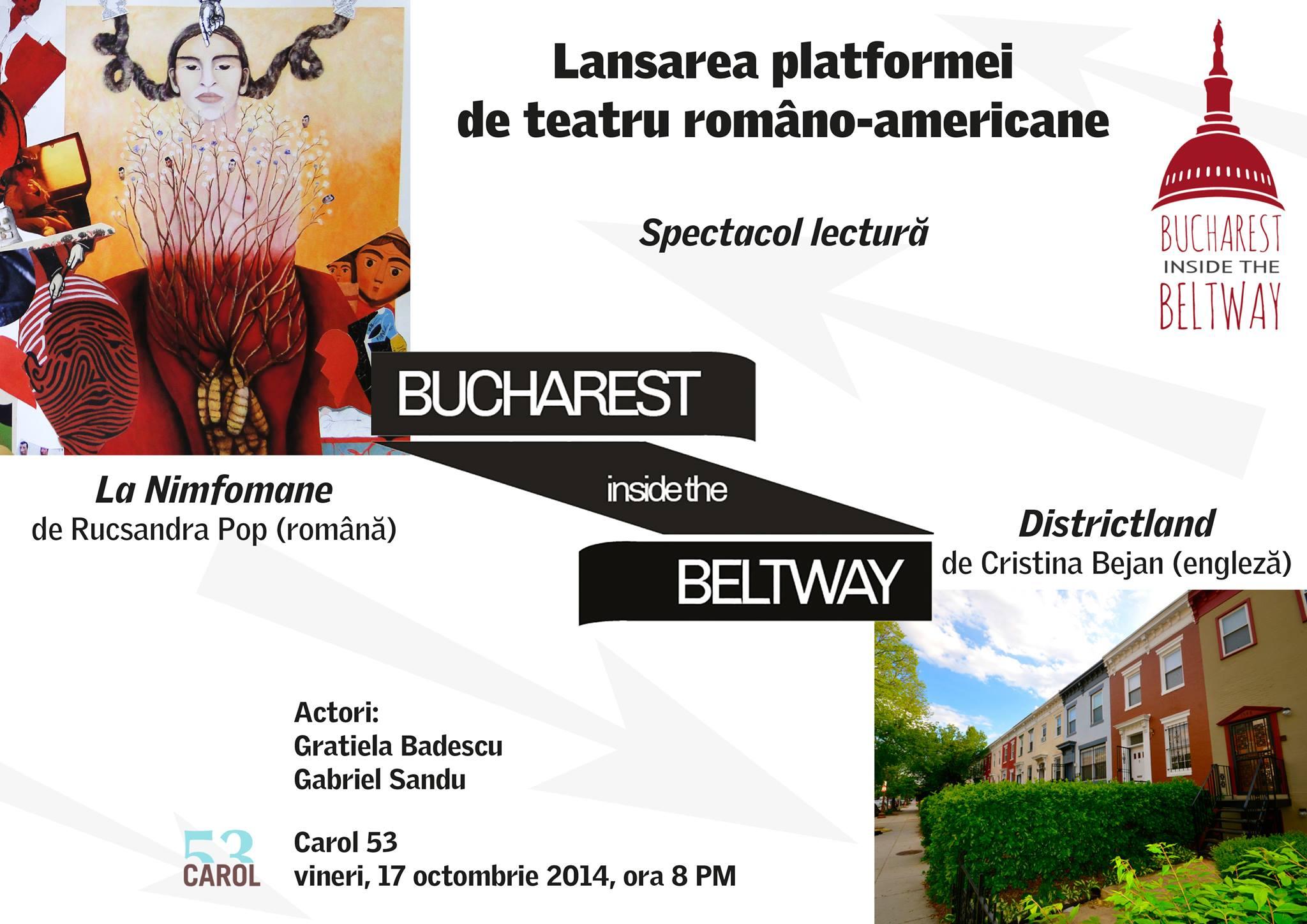 Bucharest inside beltway