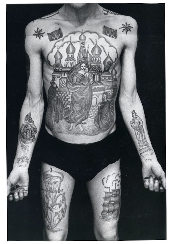 Russian-Criminal-Tattoo-Police-Files6