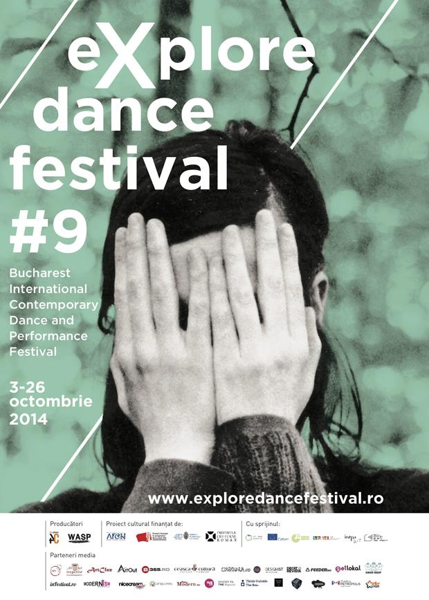 eXplore dance festival 9_poster