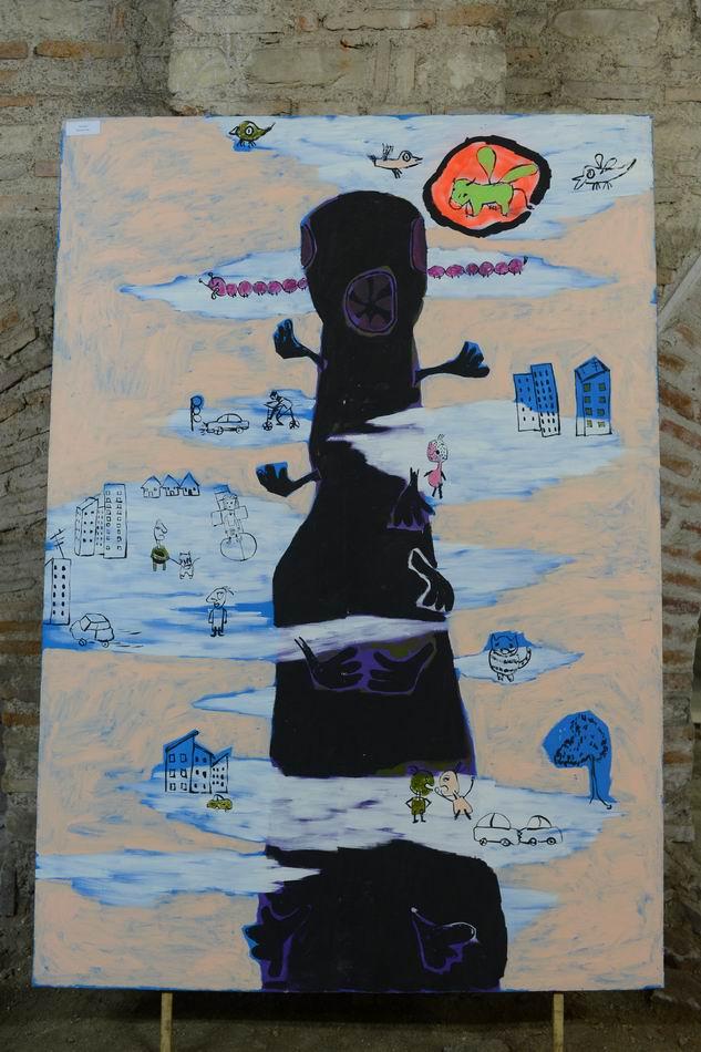 solidar urban - Muzeul Curtea Veche - bucuresti - foto lucian muntean 012