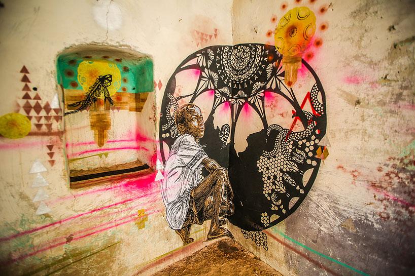 150-artists-tunisian-village-open-air-art-museum-designboom-01