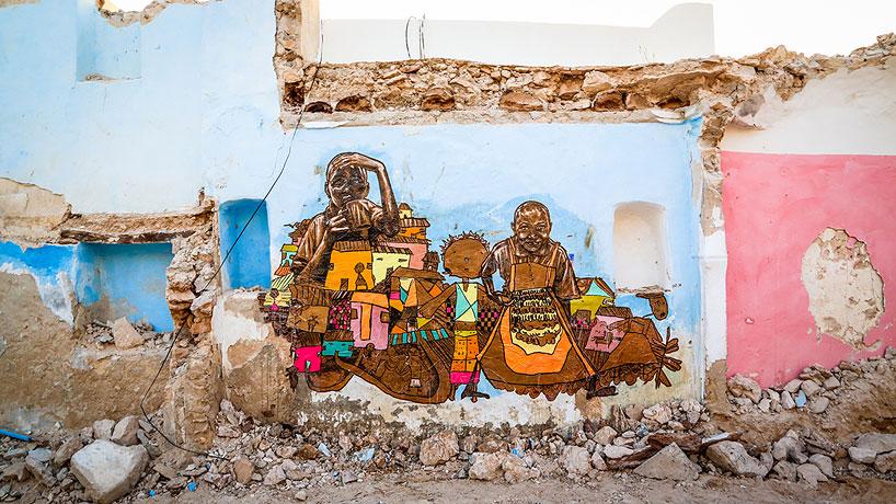 150-artists-tunisian-village-open-air-art-museum-designboom-03