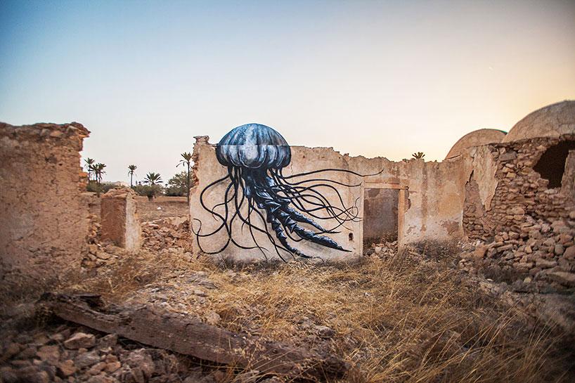 150-artists-tunisian-village-open-air-art-museum-designboom-06