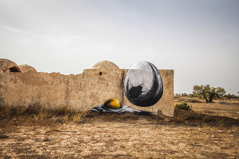 150-artists-tunisian-village-open-air-art-museum-designboom-08