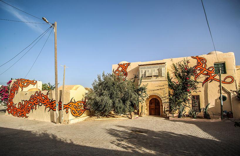 150-artists-tunisian-village-open-air-art-museum-designboom-11