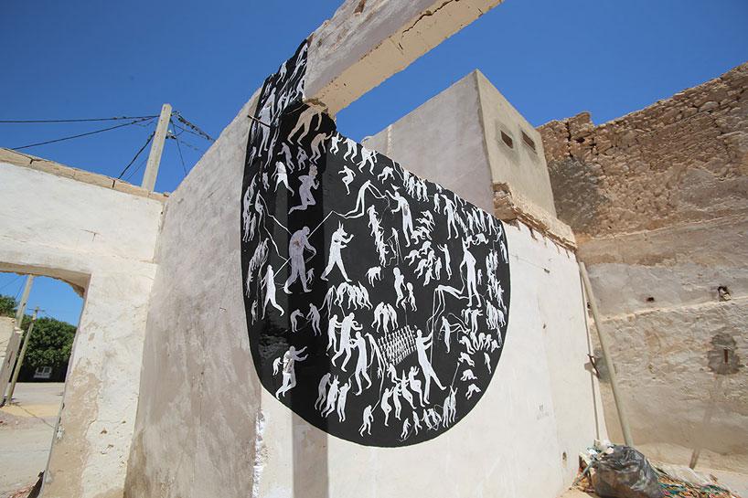 150-artists-tunisian-village-open-air-art-museum-designboom-13