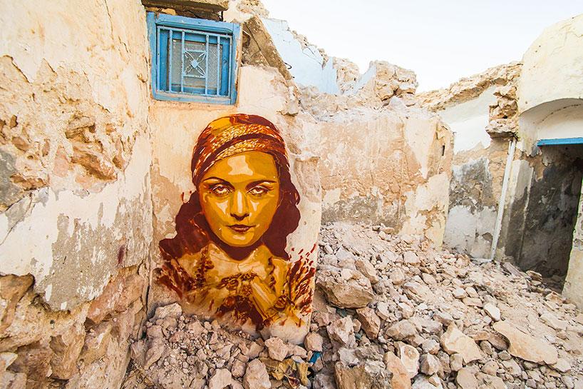 150-artists-tunisian-village-open-air-art-museum-designboom-20