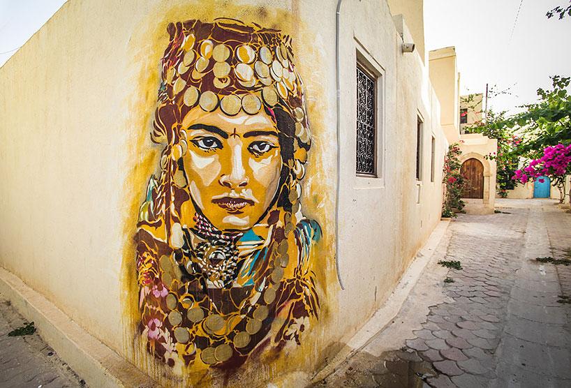 150-artists-tunisian-village-open-air-art-museum-designboom-21
