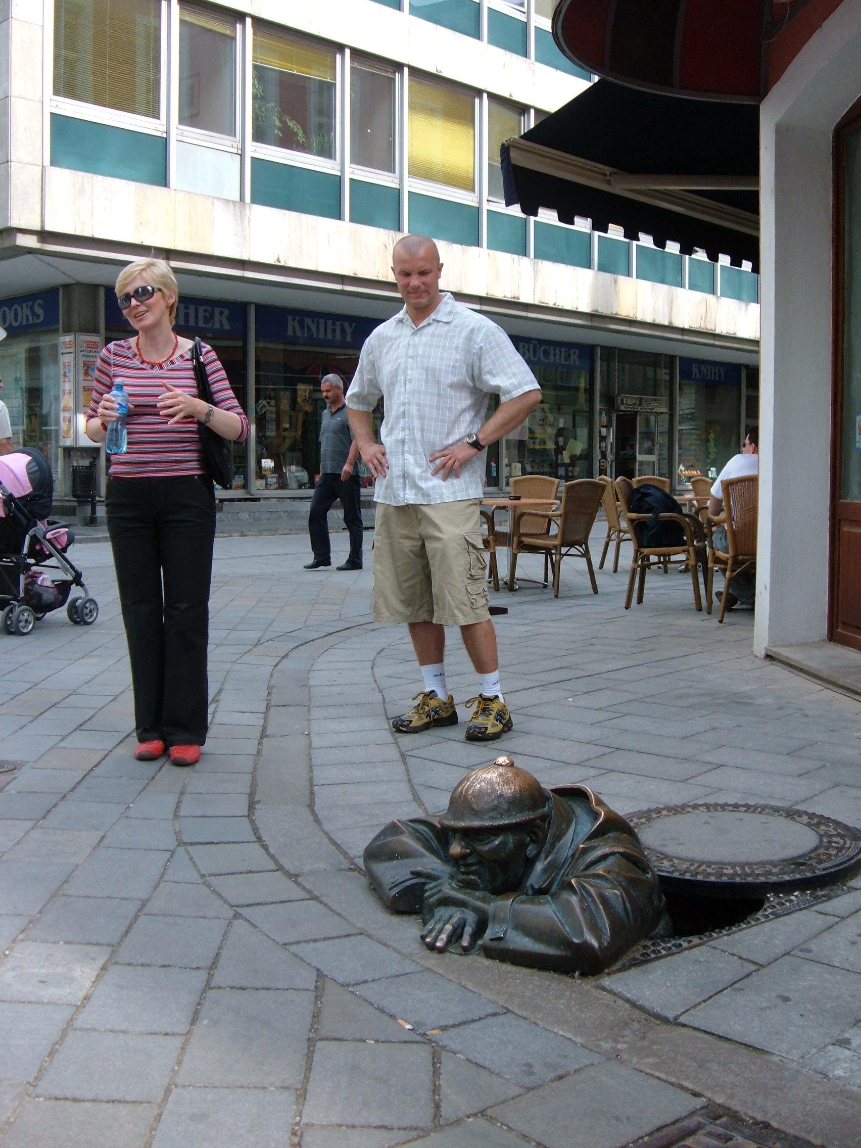 22 Mascota orasului Bratislava