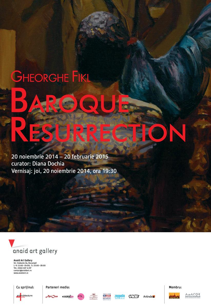 Anaid Art Gallery  Baroque Resurrection - Gheorghe Fikl