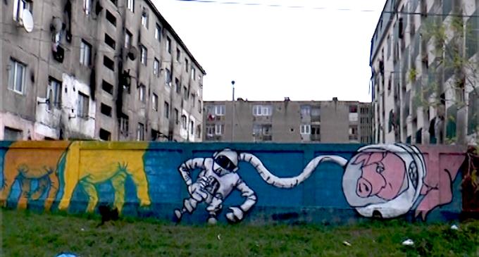 Street Art 2014 Baia Mare