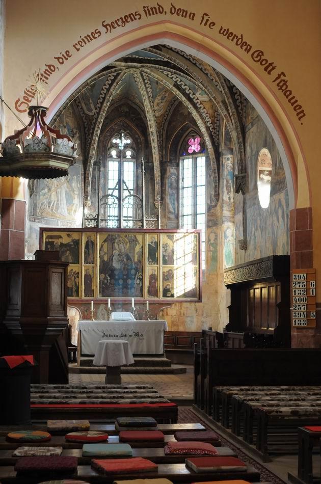 biserica fortifinata malancrav - foto lucian muntean 29