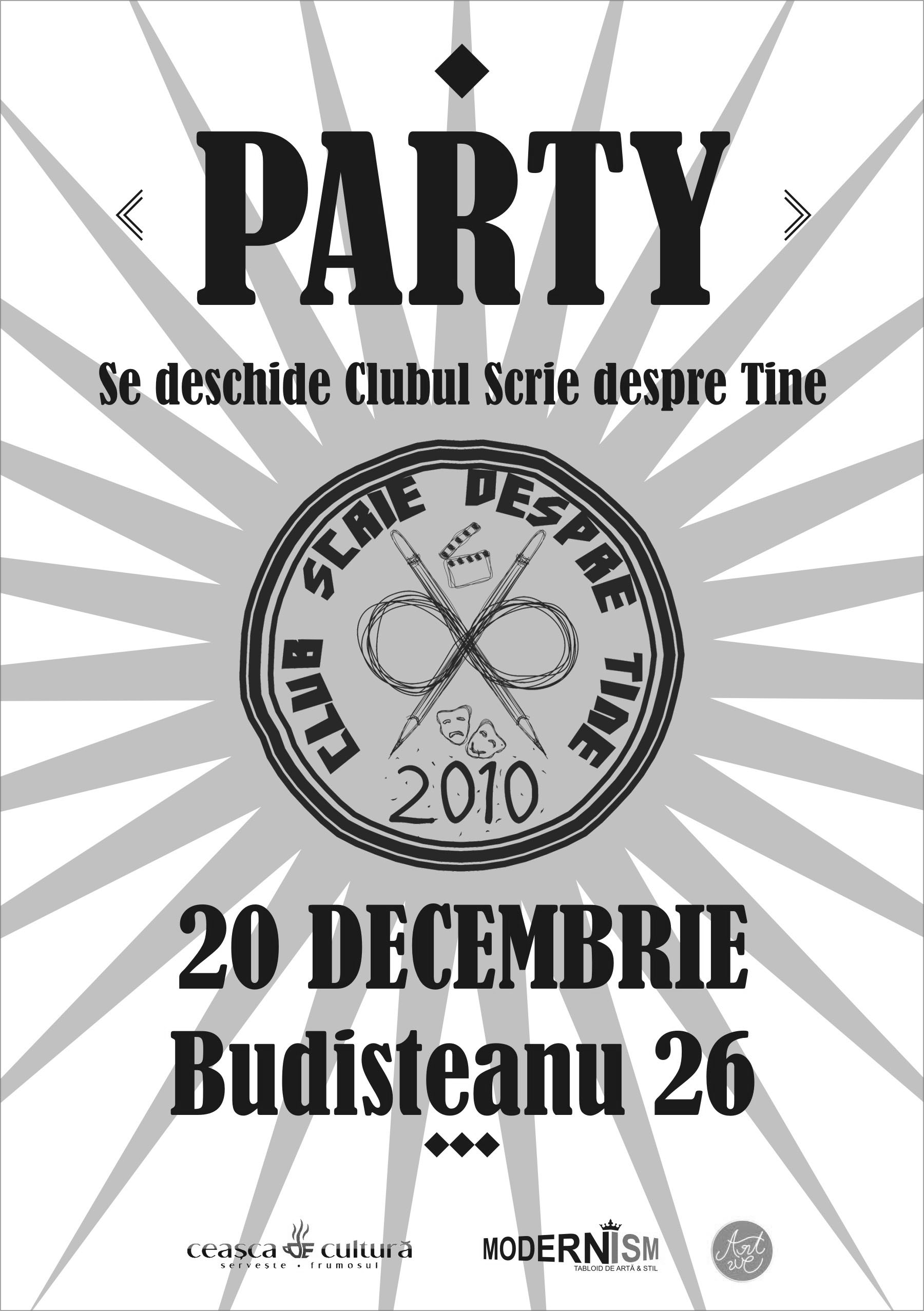Afis_Party_CLUB_SdT