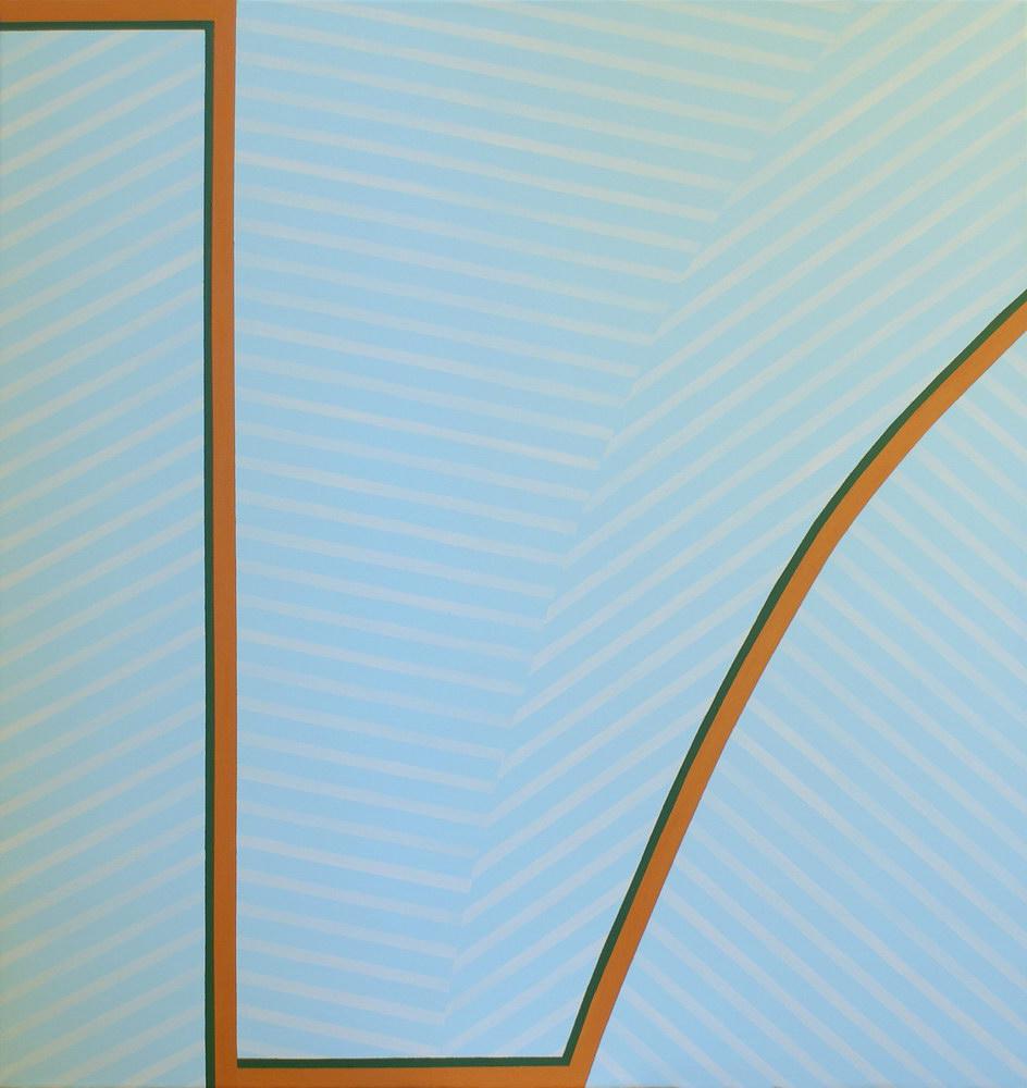 Codruta Cernea Nuareincauntitlu 90 x 95 cm acrilic pe panza