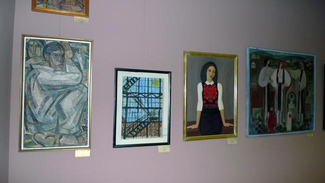 Expoziţia GENERATIA 60 si RECUPERAREA AVANGARDEI @ Golden Gallery, Baia Mare (10)