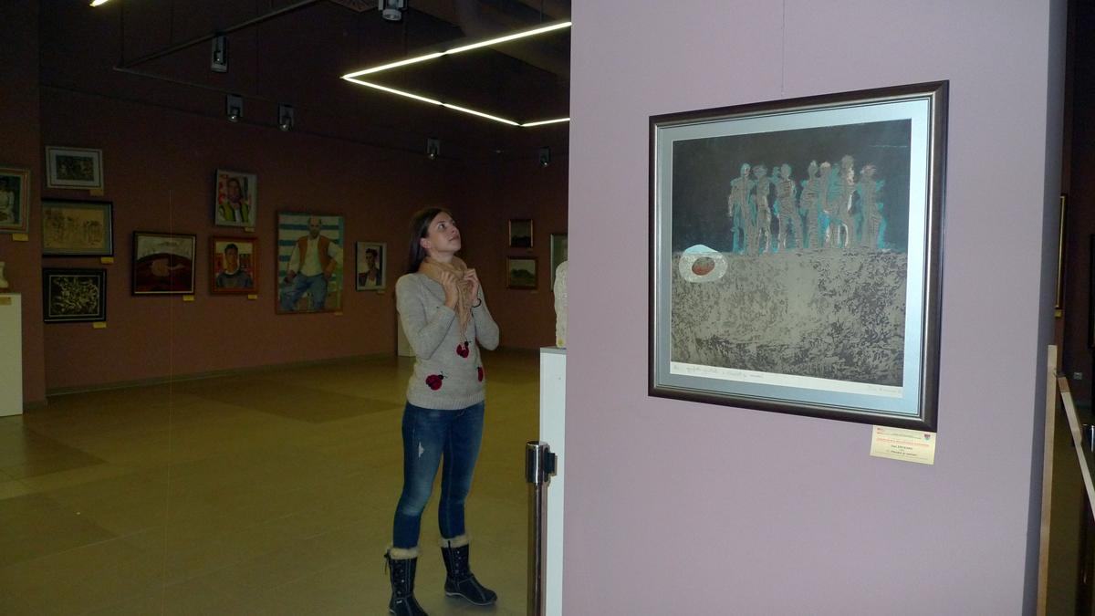 Expoziţia GENERATIA 60 si RECUPERAREA AVANGARDEI @ Golden Gallery, Baia Mare (12)
