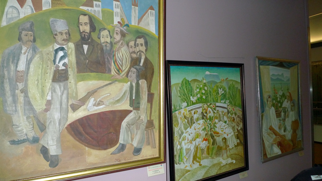 Expoziţia GENERATIA 60 si RECUPERAREA AVANGARDEI @ Golden Gallery, Baia Mare (14)
