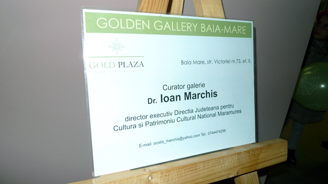 Expoziţia GENERATIA 60 si RECUPERAREA AVANGARDEI @ Golden Gallery, Baia Mare (16)