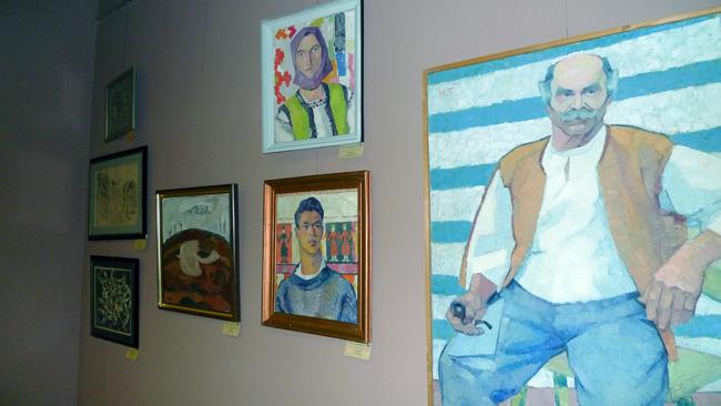 Expoziţia GENERATIA 60 si RECUPERAREA AVANGARDEI @ Golden Gallery, Baia Mare (4)