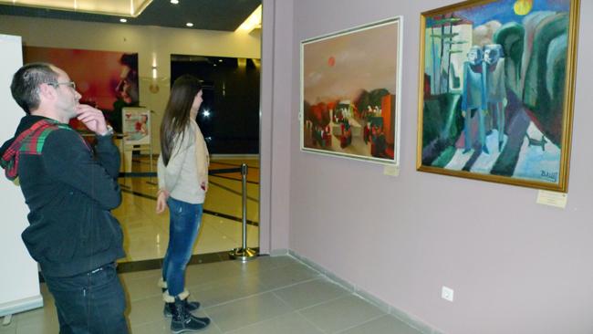 Expoziţia GENERATIA 60 si RECUPERAREA AVANGARDEI @ Golden Gallery, Baia Mare (7)