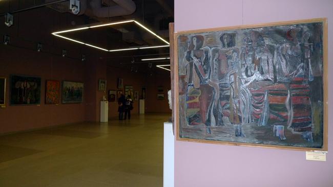 Expoziţia GENERATIA 60 si RECUPERAREA AVANGARDEI @ Golden Gallery, Baia Mare (8)