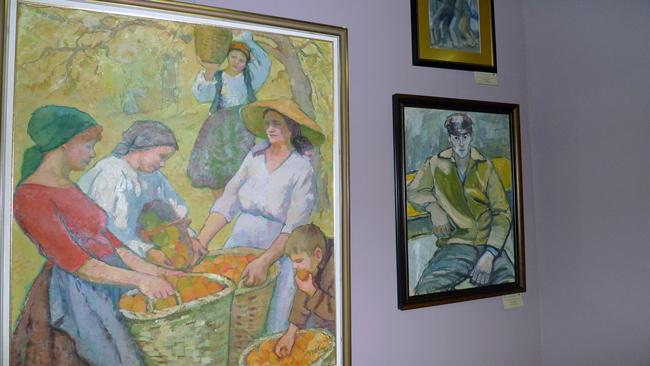 Expoziţia GENERATIA 60 si RECUPERAREA AVANGARDEI @ Golden Gallery, Baia Mare (9)