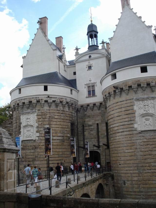 Resize of 19 Castelul ducilor de Bretania din Nantes