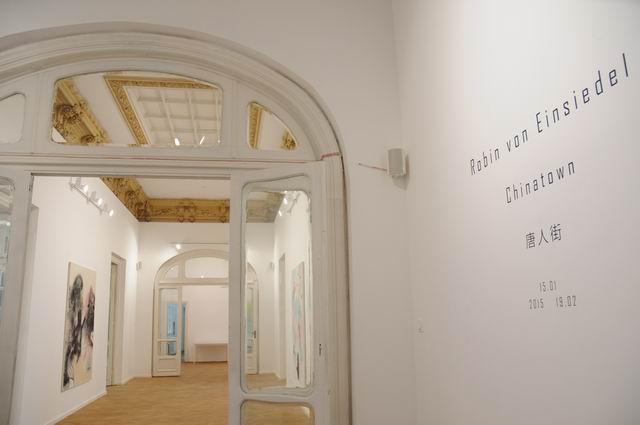 Galeria Nicodim - ROBIN VON EINSIEDEL - CHINATOWN 0001