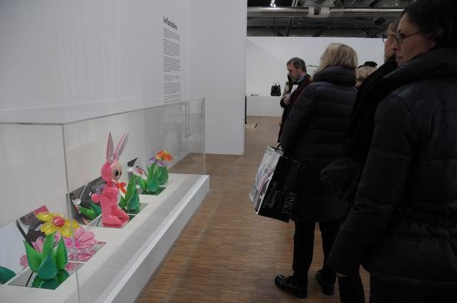 Jeff Kons - Centre Pompidou - foto lucian muntean _002