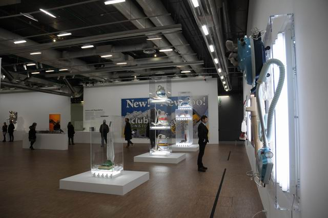 Jeff Kons - Centre Pompidou - foto lucian muntean _005