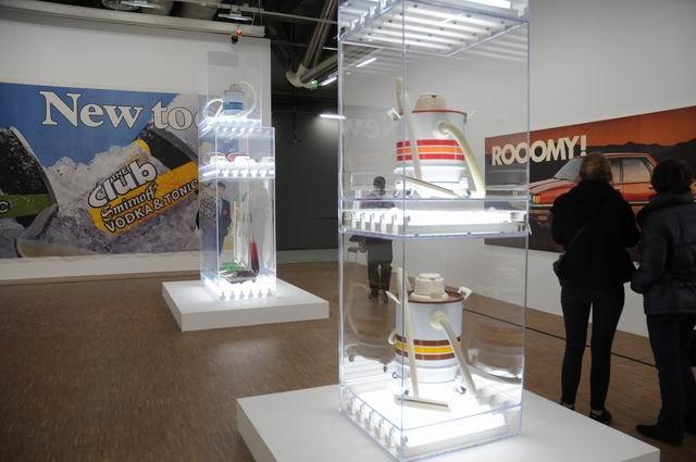 Jeff Kons - Centre Pompidou - foto lucian muntean _008