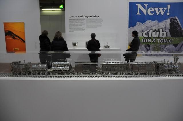 Jeff Kons - Centre Pompidou - foto lucian muntean _009