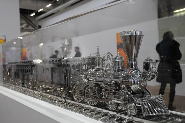 Jeff Kons - Centre Pompidou - foto lucian muntean _010