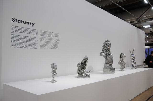 Jeff Kons - Centre Pompidou - foto lucian muntean _016