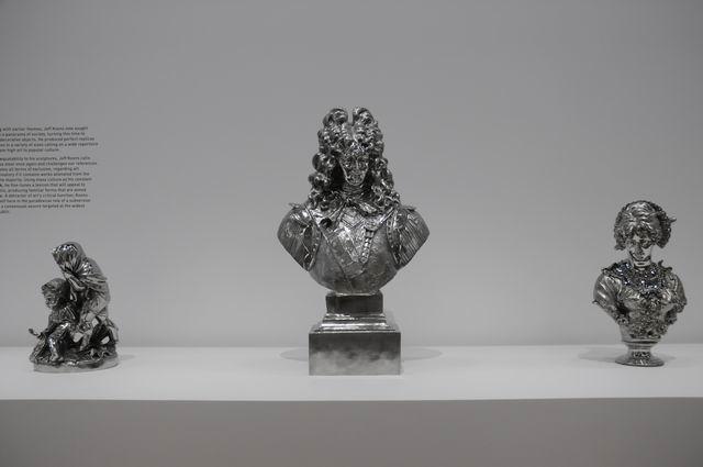 Jeff Kons - Centre Pompidou - foto lucian muntean _017