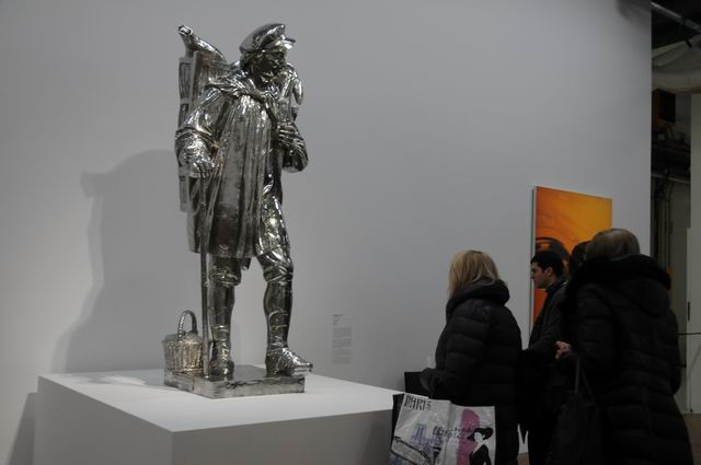 Jeff Kons - Centre Pompidou - foto lucian muntean _020