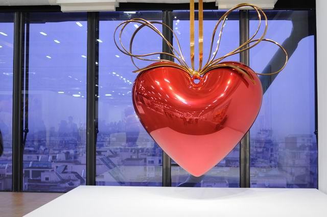 Jeff Kons - Centre Pompidou - foto lucian muntean _030