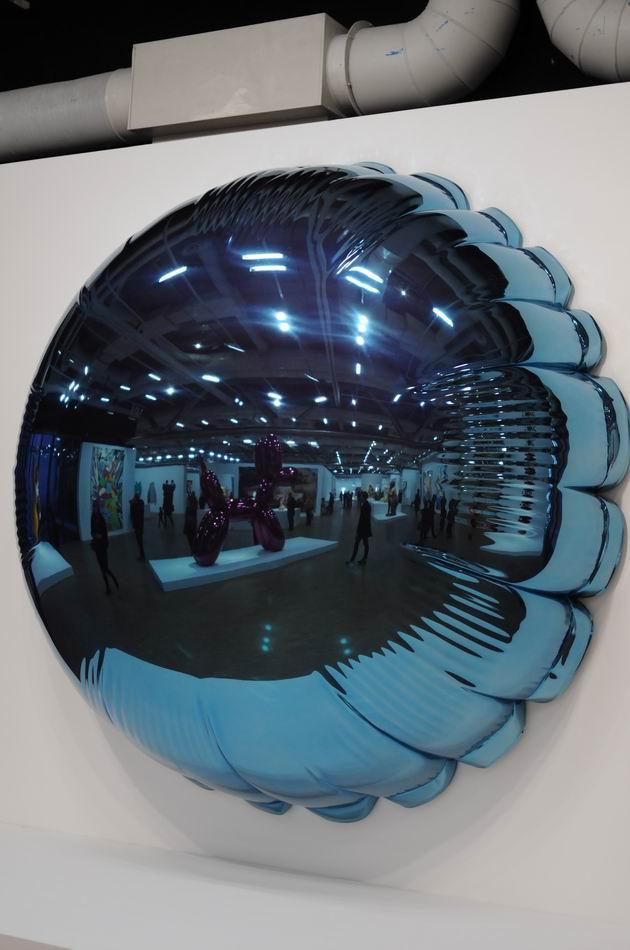 Jeff Kons - Centre Pompidou - foto lucian muntean _031