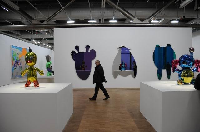 Jeff Kons - Centre Pompidou - foto lucian muntean _039