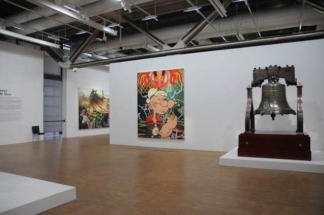 Jeff Kons - Centre Pompidou - foto lucian muntean _045