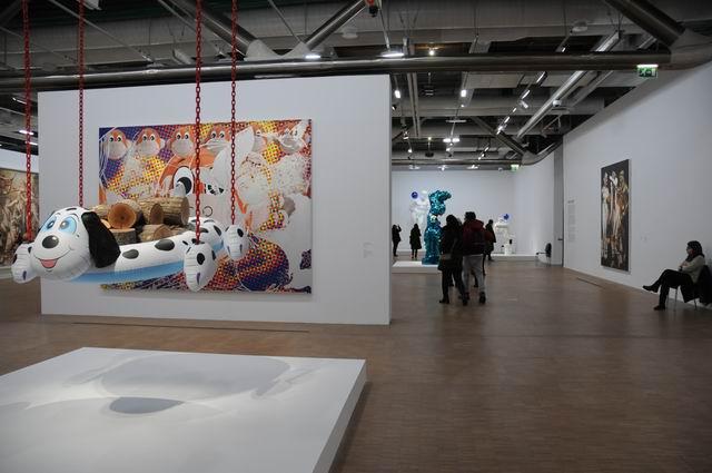 Jeff Kons - Centre Pompidou - foto lucian muntean _047