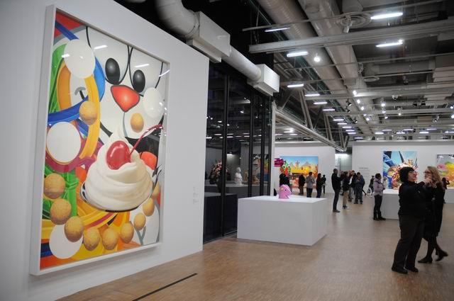 Jeff Kons - Centre Pompidou - foto lucian muntean _048