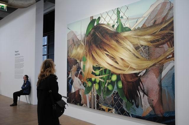 Jeff Kons - Centre Pompidou - foto lucian muntean _050
