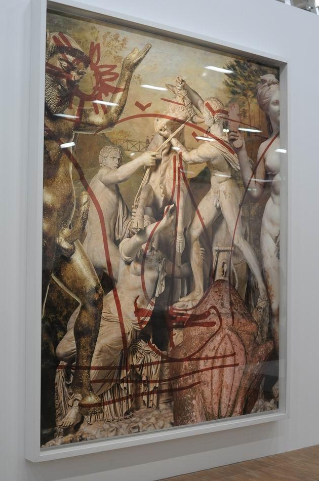 Jeff Kons - Centre Pompidou - foto lucian muntean _057