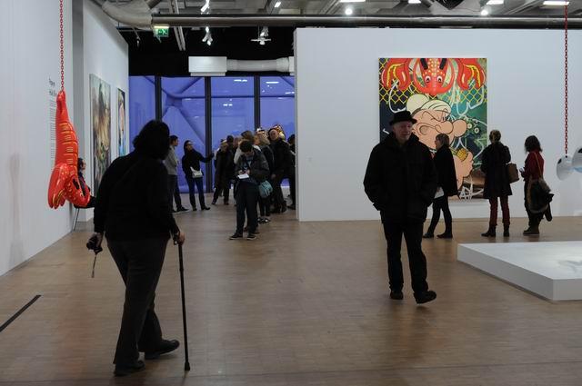 Jeff Kons - Centre Pompidou - foto lucian muntean _060