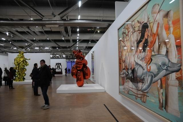 Jeff Kons - Centre Pompidou - foto lucian muntean _064