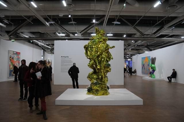 Jeff Kons - Centre Pompidou - foto lucian muntean _067